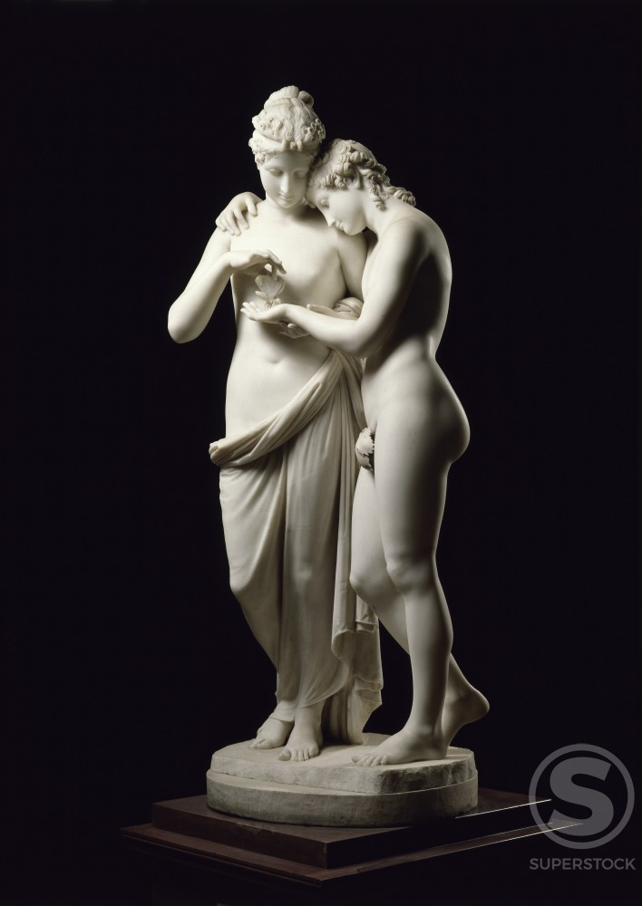 Amour and Psyche 