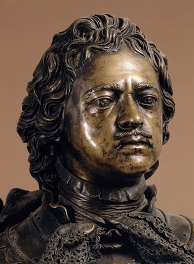 Peter the Great (Detail)