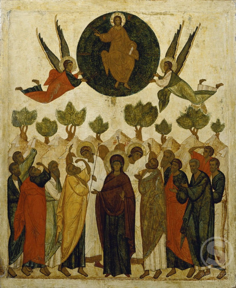 The Ascension of our Lord 