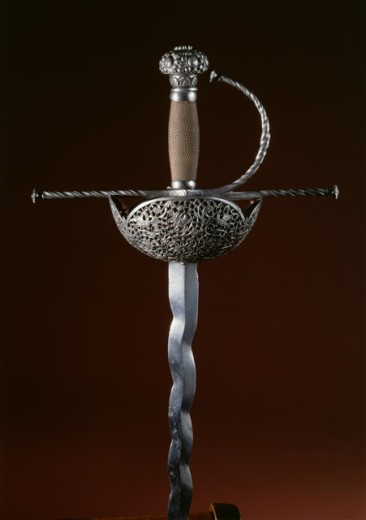 Stock Photo: 1009-6144 Sword (Detail)