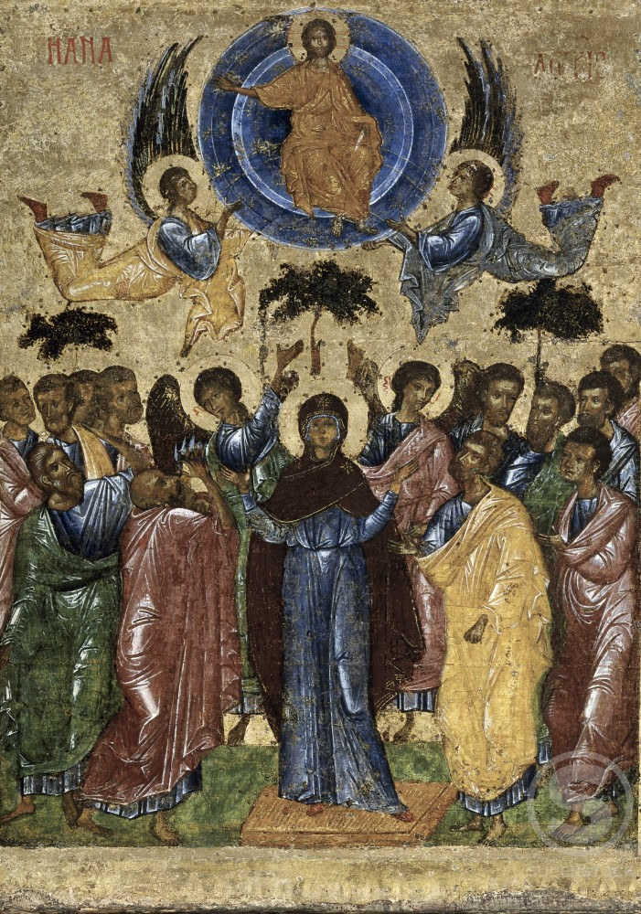 Stock Photo: 1009-6179 The Ascension of our Lord 