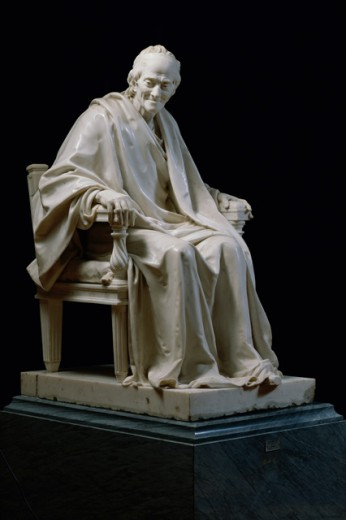 Stock Photo: 1009-6255 Voltaire
