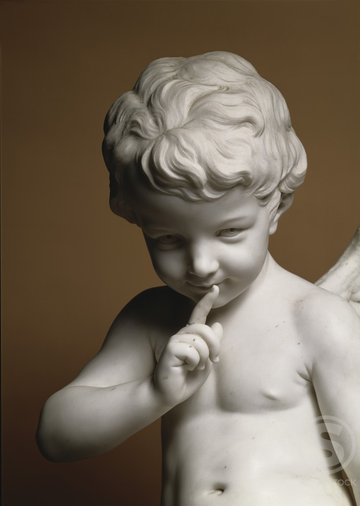 The Cupid (Detail)