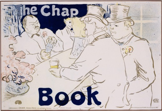 Stock Photo: 1010-15552 Irish & American Bar, Rue Royale: The Chap Book 