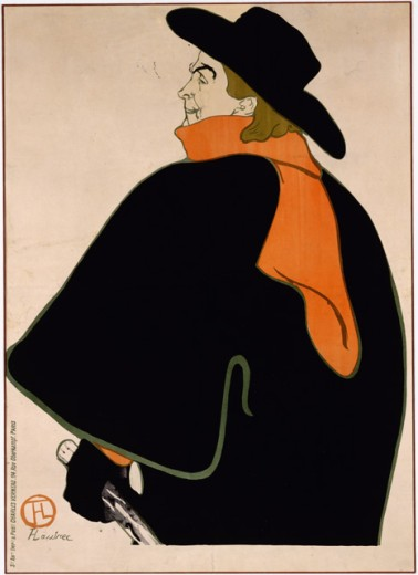 Stock Photo: 1010-15558 Aristide Bruant dans son Cabaret