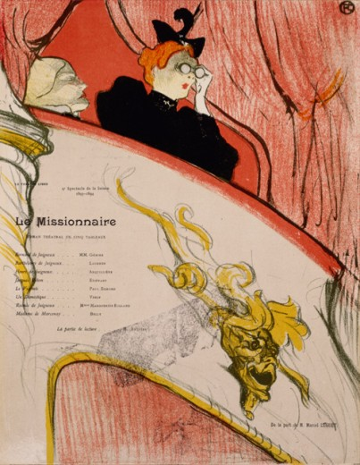 Stock Photo: 1010-15560 La Loge Au Mascaron Dore