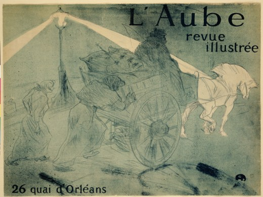Stock Photo: 1010-15572 L'Aube