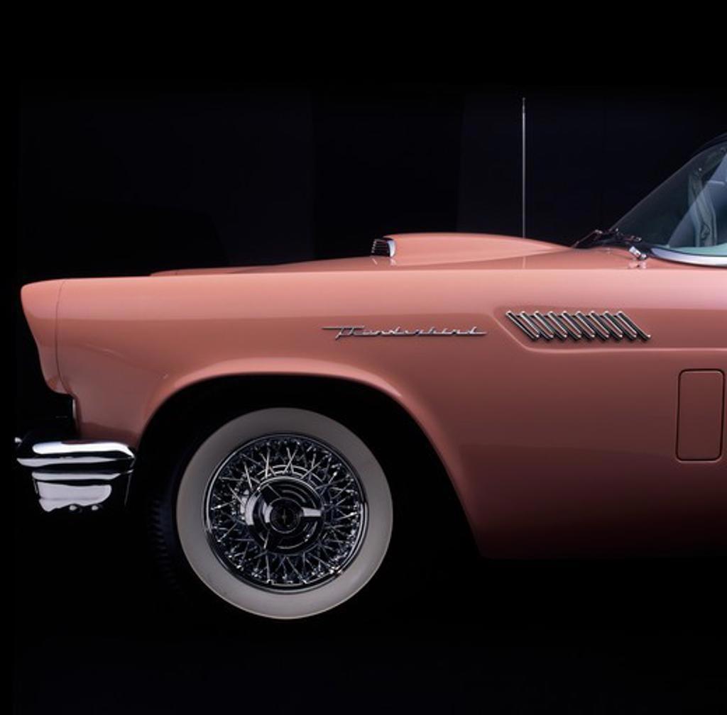 1957 Ford Thunderbird : Stock Photo
