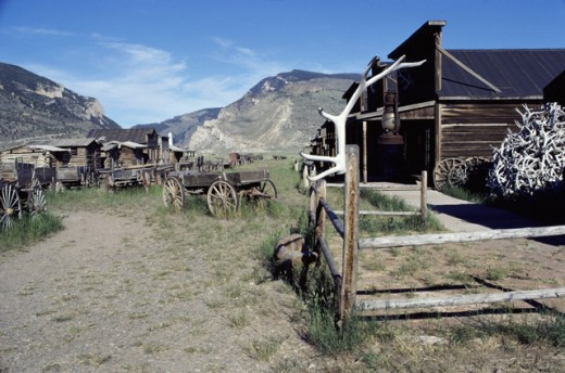 Stock Photo: 103-262 Bodie State Historic Park