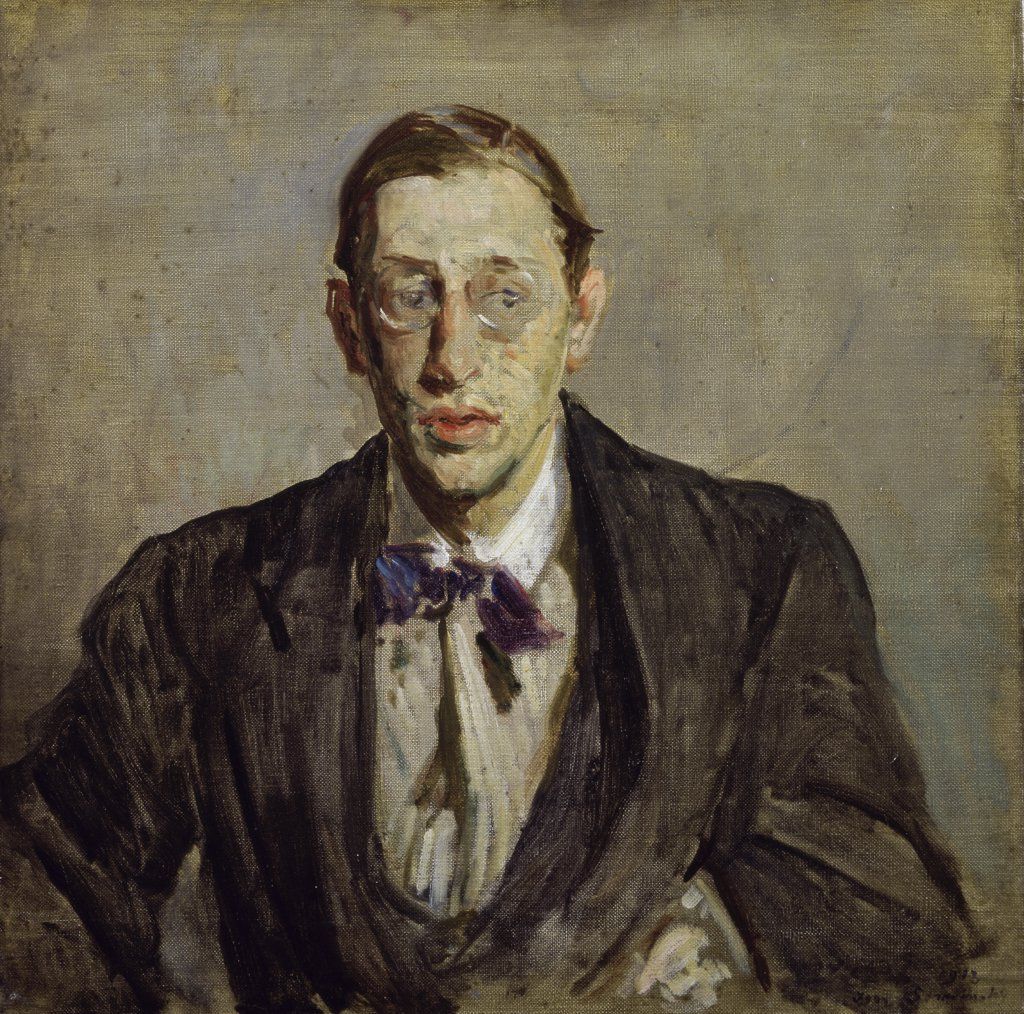 Stock Photo: 1030-1380 Portrait of Igor Stravinsky (Study)