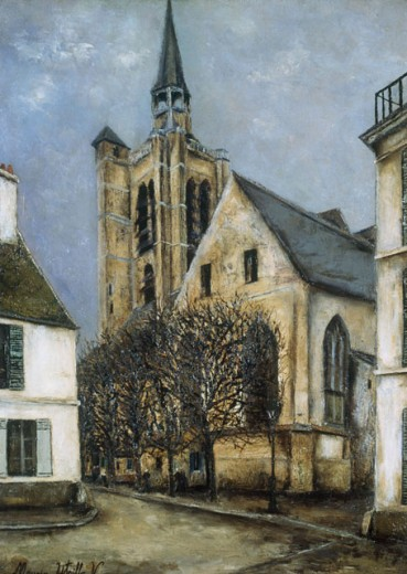 The Holy Day in Tardenois 