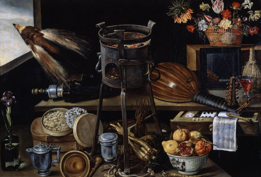 Stock Photo: 1030-1452 The Five Senses