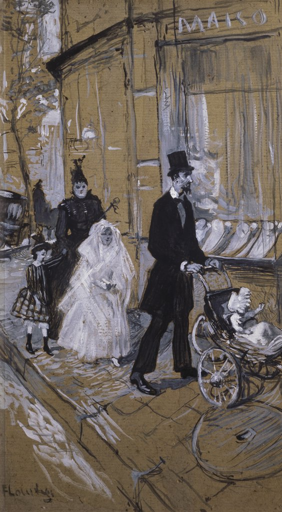 Stock Photo: 1030-289 First Communion