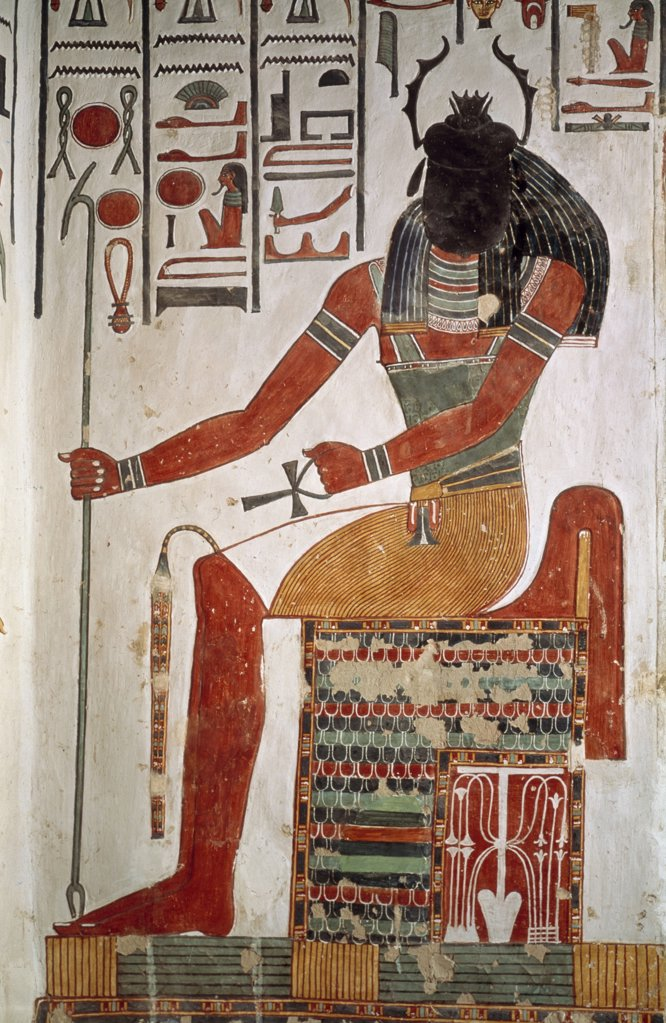 Stock Photo: 1030-352 Kheper, Scarab God, Personification of the Sun 