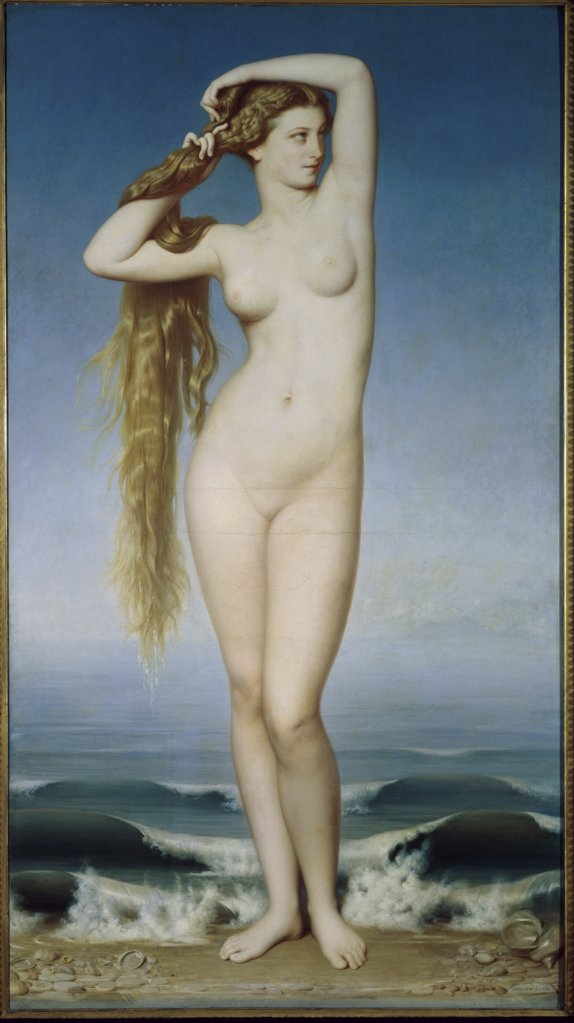 Stock Photo: 1030-365 Birth of Venus 