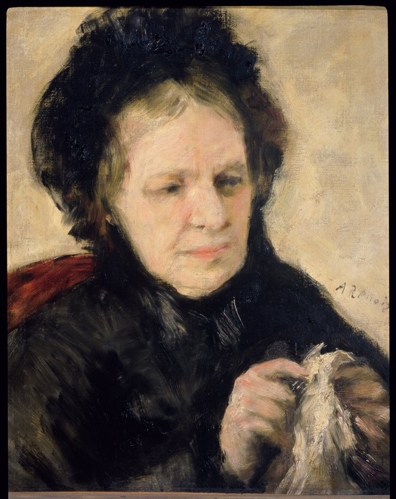 Stock Photo: 1030-47 Madame Theodore Charpentier 