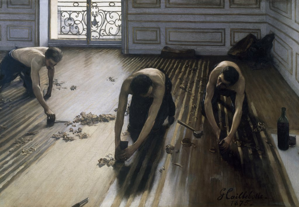 The Floor-Scrapers