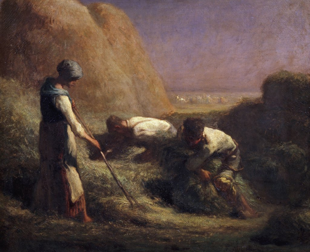 Stock Photo: 1030-512 Les Botteleurs