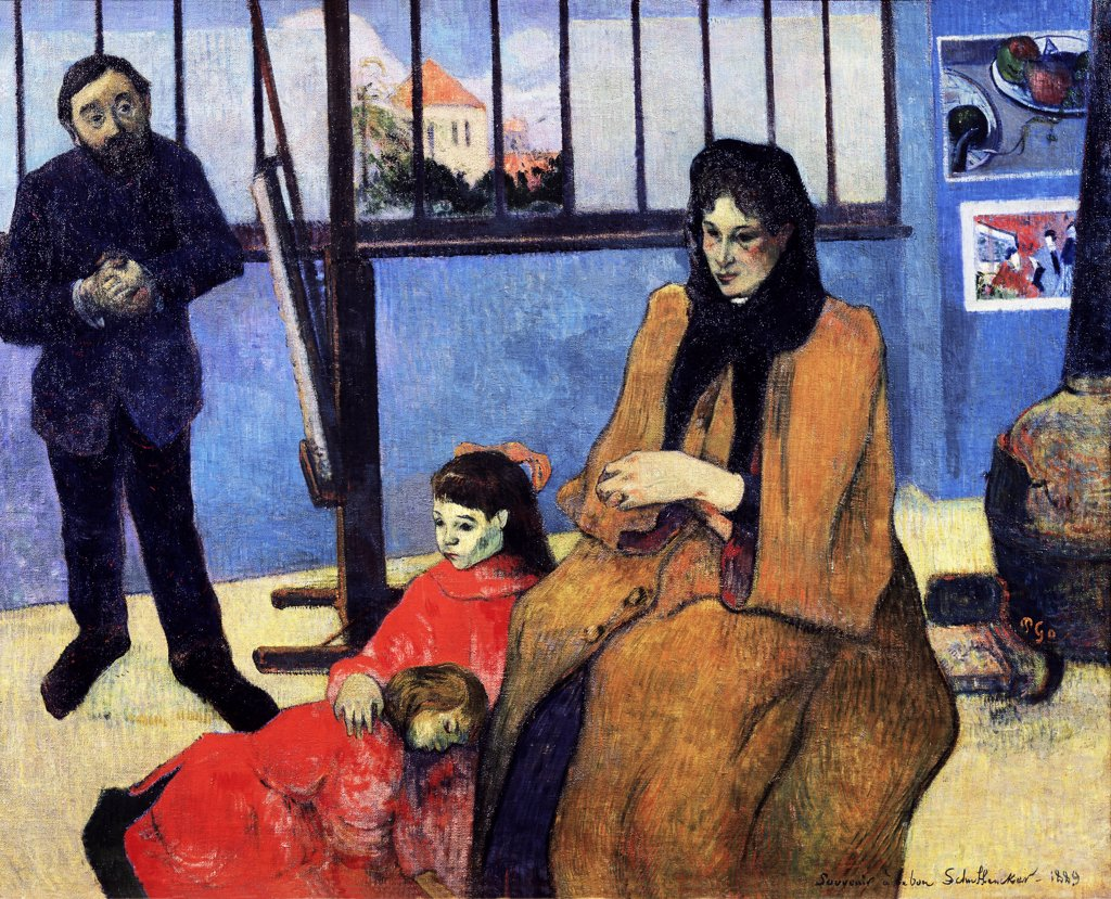 The Schuffenecker Family