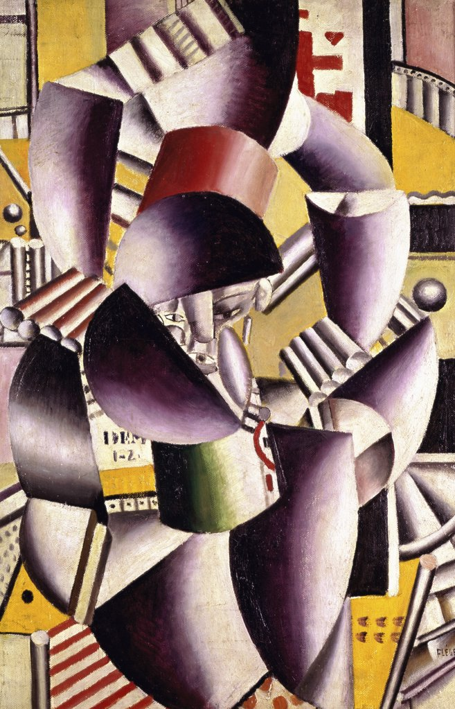 The Two Acrobats