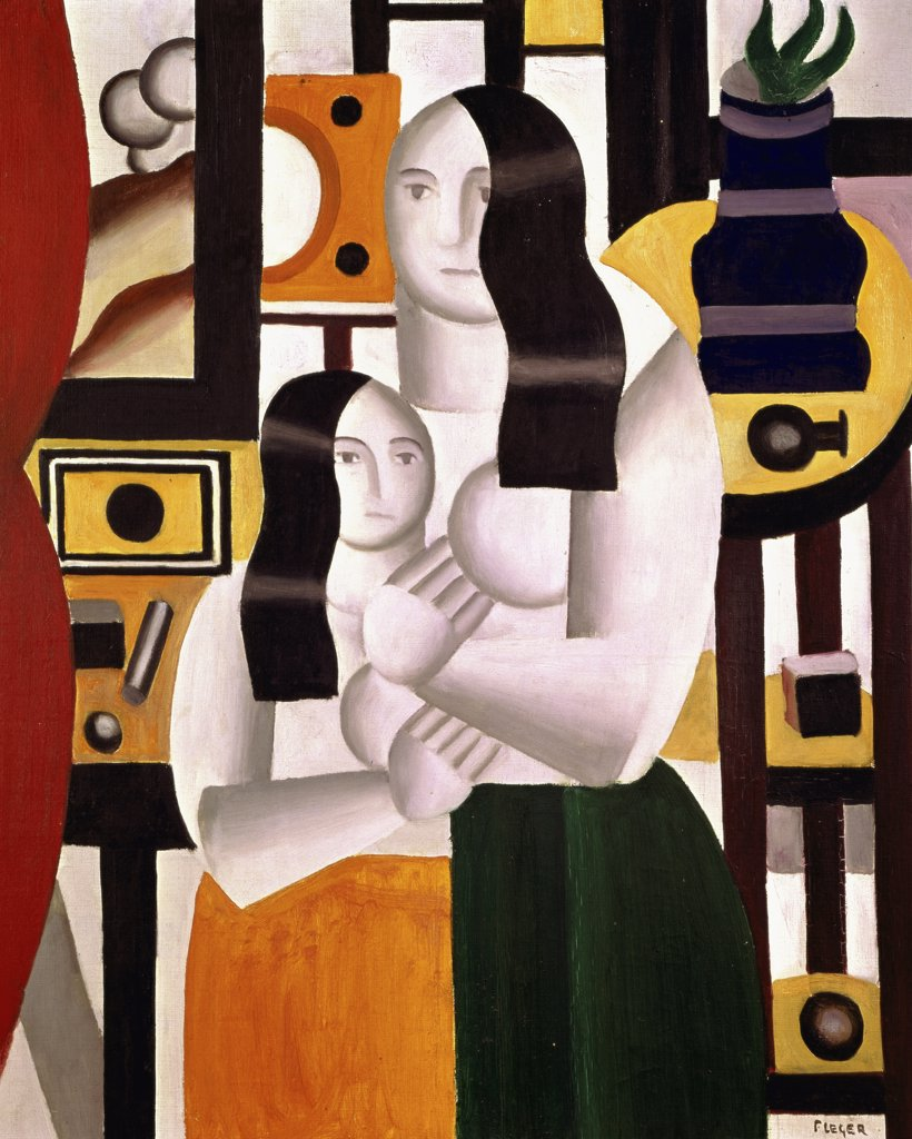 Stock Photo: 1030-753 Women in an Interior