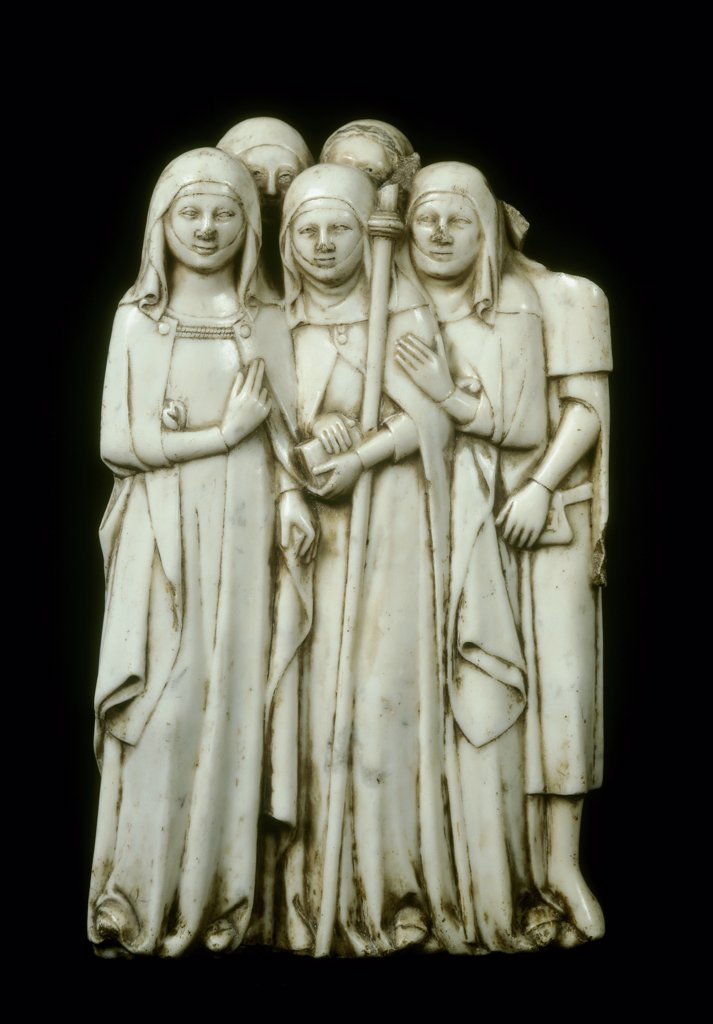 Stock Photo: 1030-836 Alienor, Soeur Du Pape, Et Ses Enfants