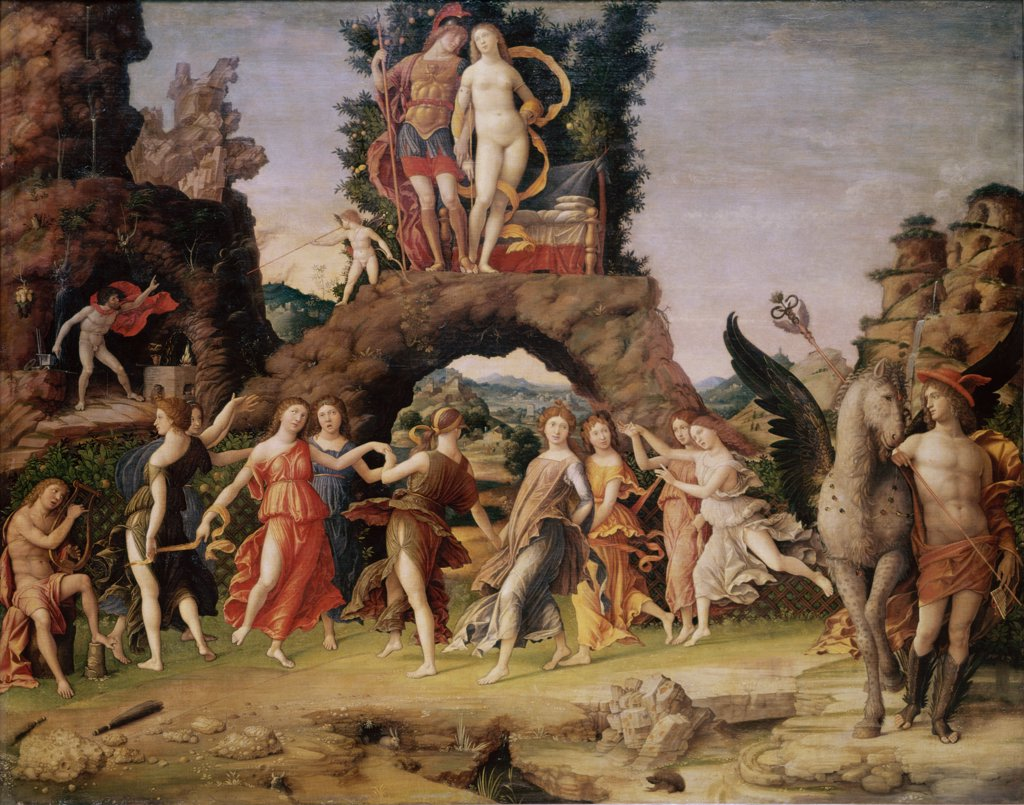 Mars & Venus (The Poetry)