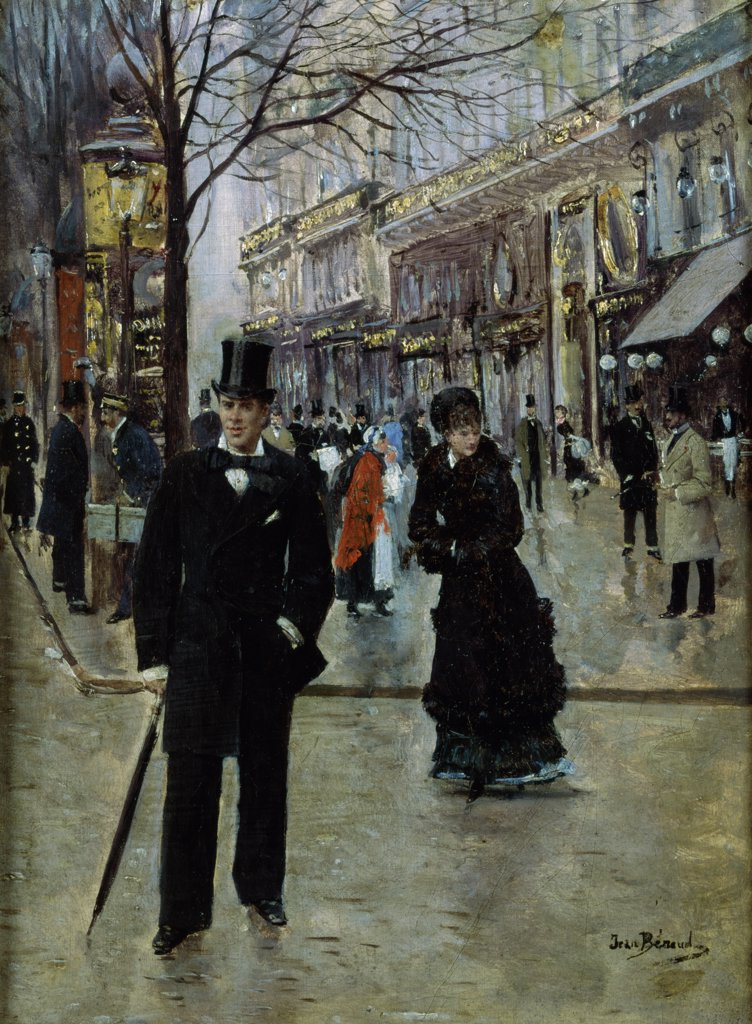 The Promenade at Champs-Elysees 