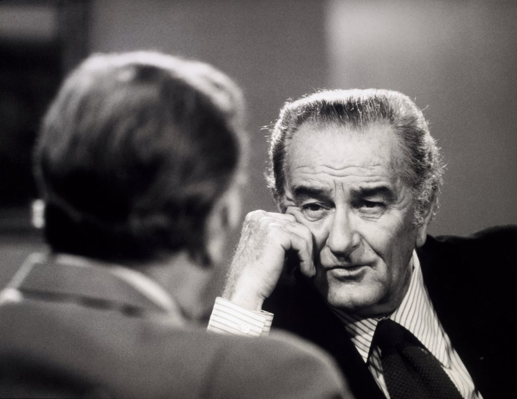 Stock Photo: 1035-1059 Lyndon Baines Johnson