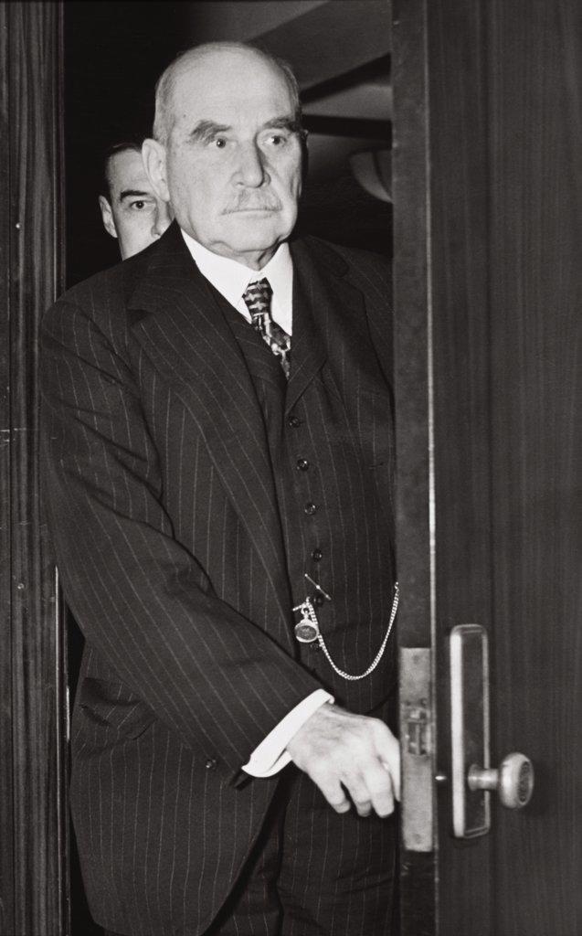 Stock Photo: 1035-1064 John P. Morgan, Jr.  (1867-1943)  American Financier