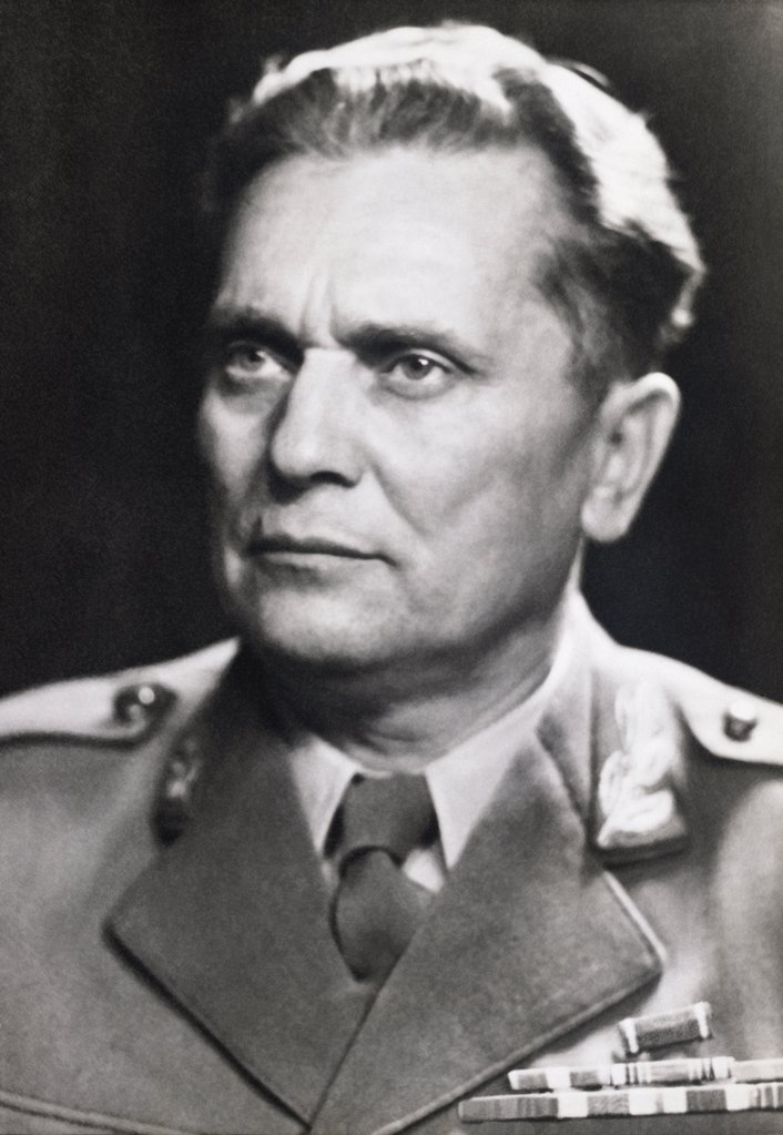 Stock Photo: 1035-1073 Josip Broz Tito 