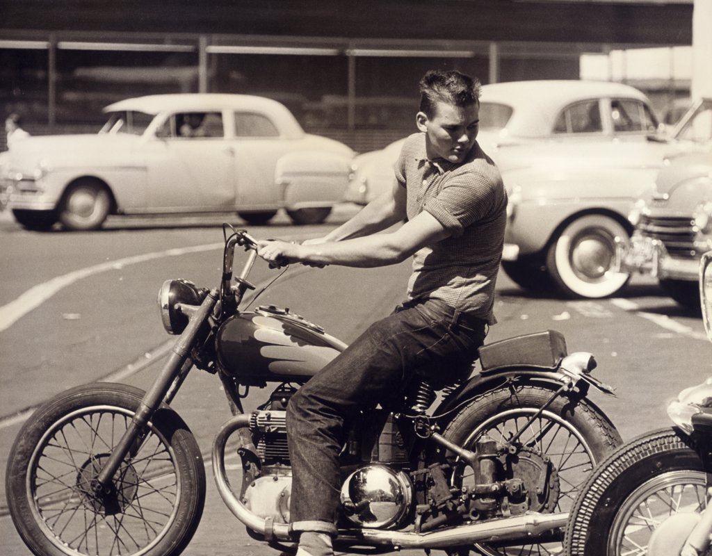 Stock Photo: 1035-1130 1950's