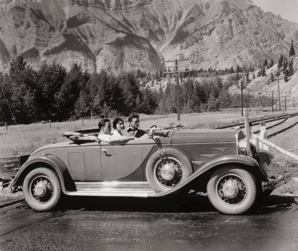 Stock Photo: 1035-165 Chrysler 