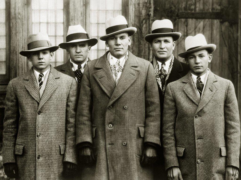 1929 : Stock Photo
