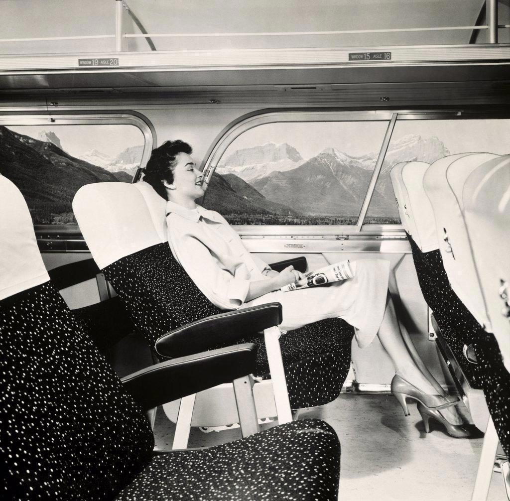 Stock Photo: 1035-711 1957