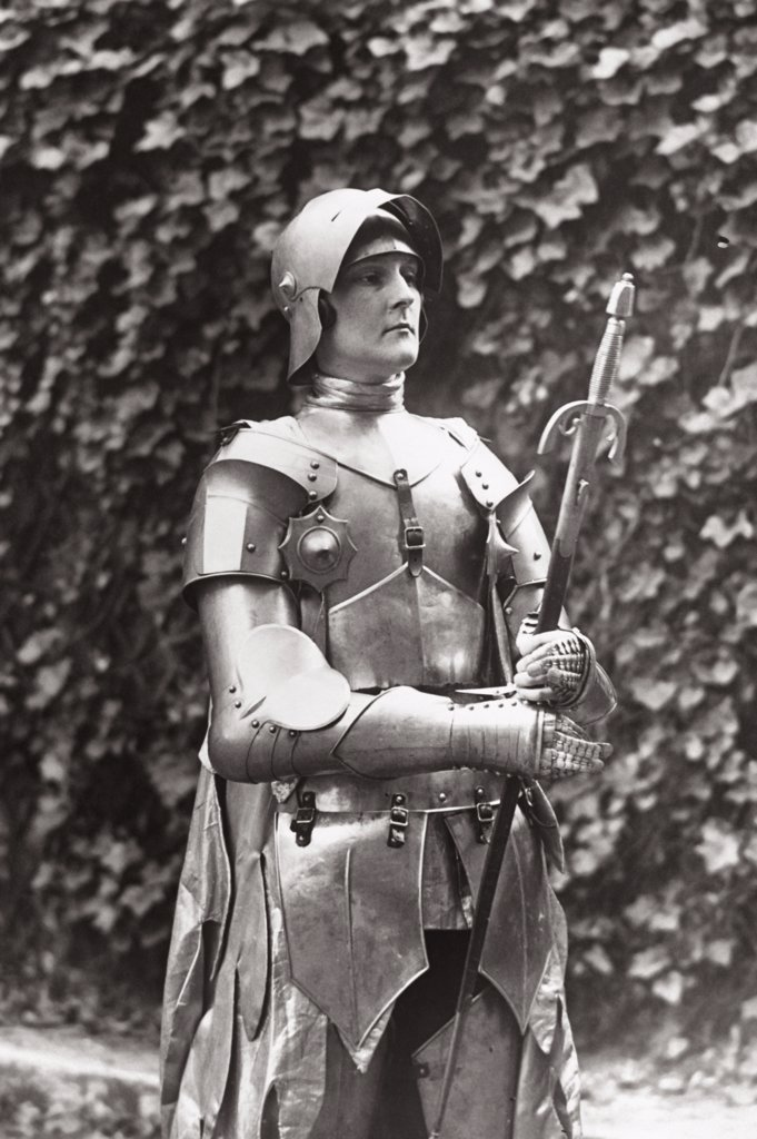Joan of Arc Celebration  Paris France   : Stock Photo
