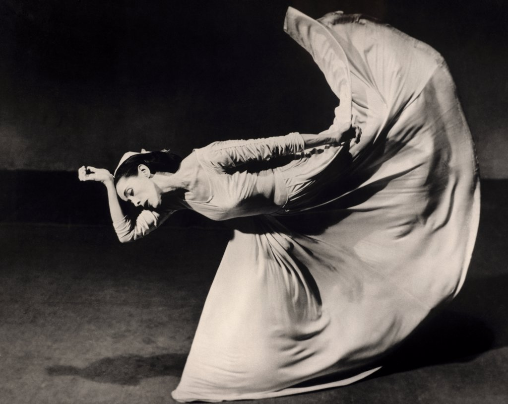 Stock Photo: 1035-801 Martha Graham