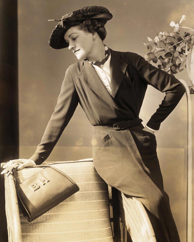 c. 1930   : Stock Photo
