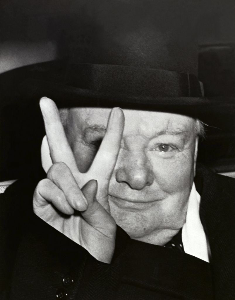 Stock Photo: 1047-133 Winston Churchill
