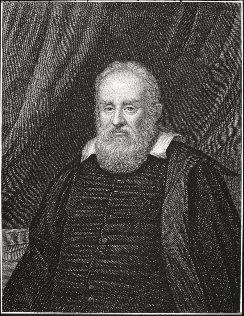 a biography of galileo galilei an italian astronomer physicist engineer philosopher and mathematicia