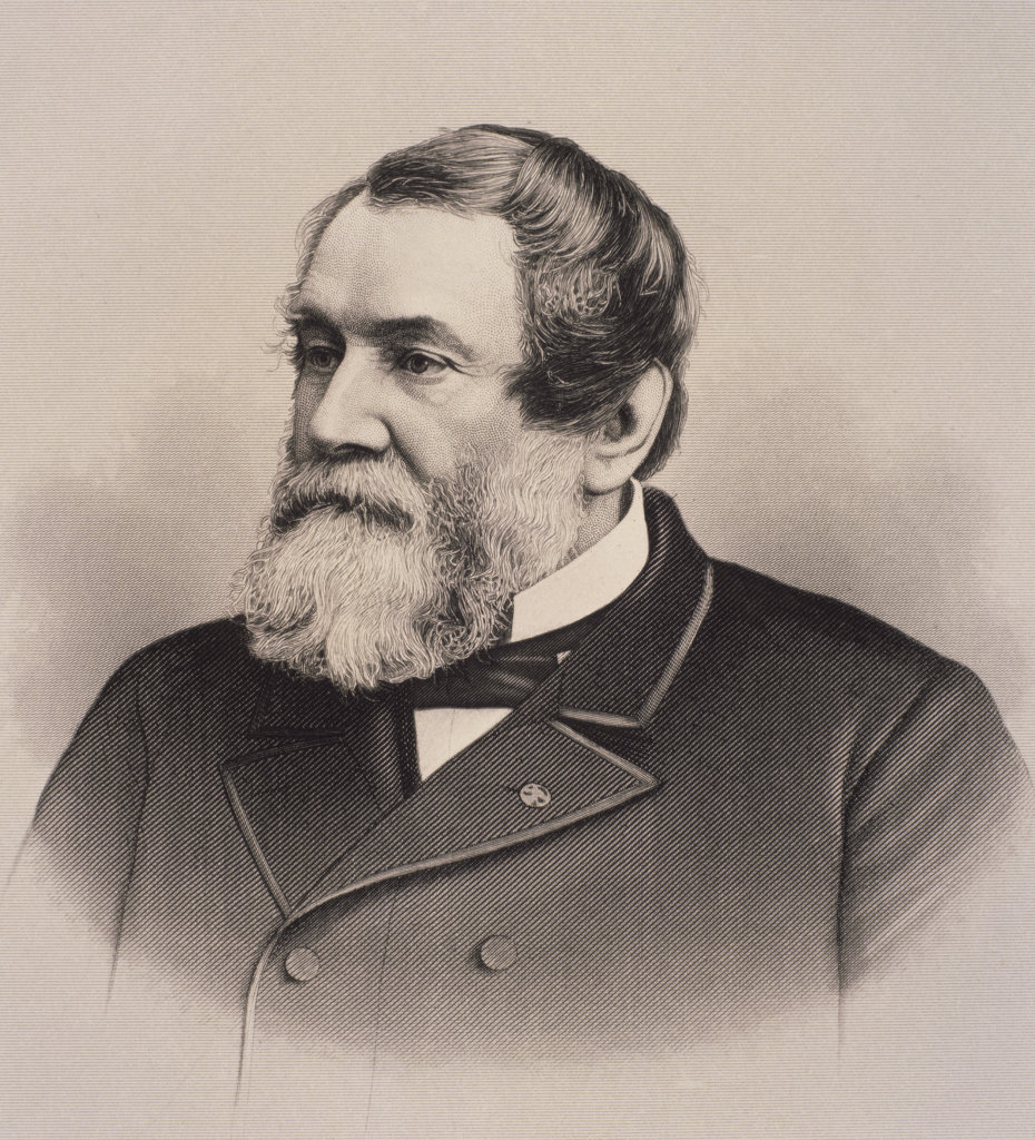 Cyrus McCormick (1809-84) American Inventor and Industrialist  Stock Montage, Inc.  : Stock Photo
