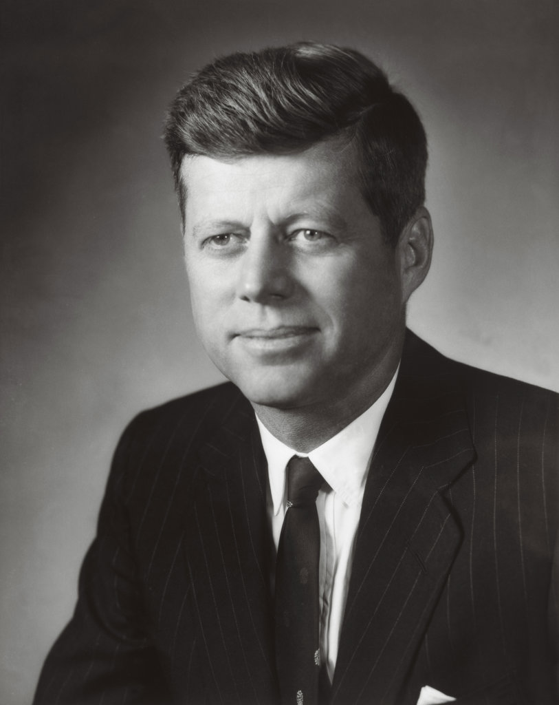 Stock Photo: 1047-359 John F. Kennedy, (1917-1963), 35th President of the United States