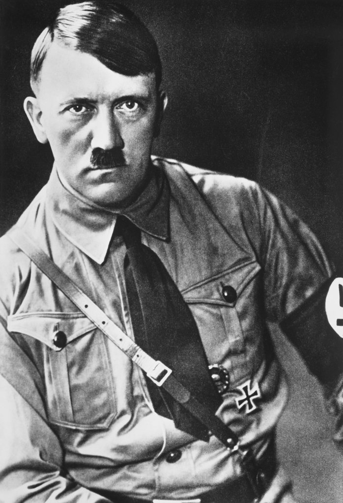 Stock Photo: 1047-361 Adolf Hitler