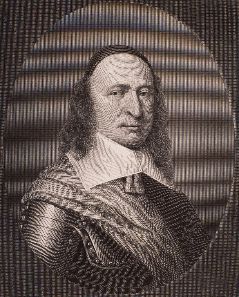 Stock Photo: 1047-424 Peter Stuyvesant (1610-1672) 