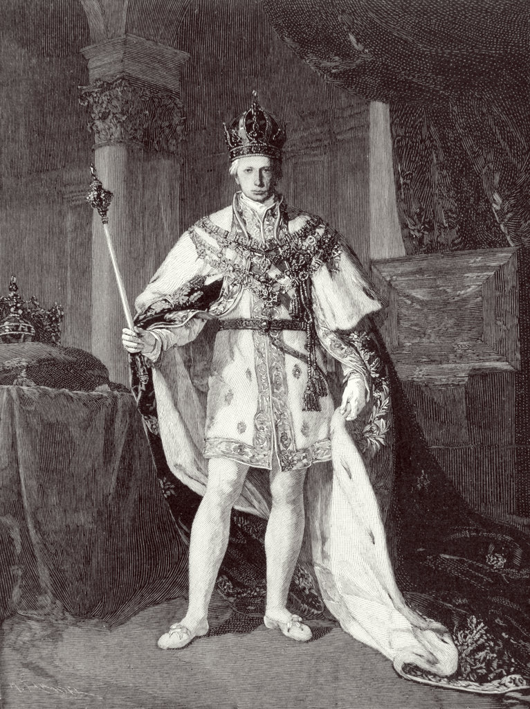 Stock Photo: 1047-598 Francis II (1768-1835) 