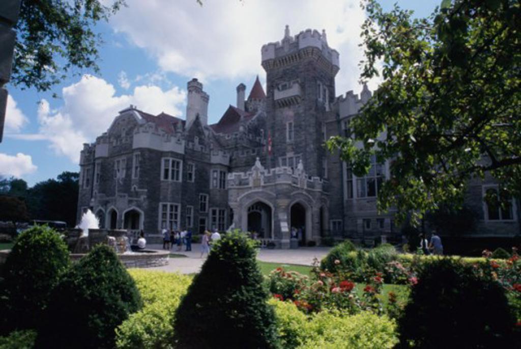 Stock Photo: 105-1774A Casa Loma Toronto Ontario Canada