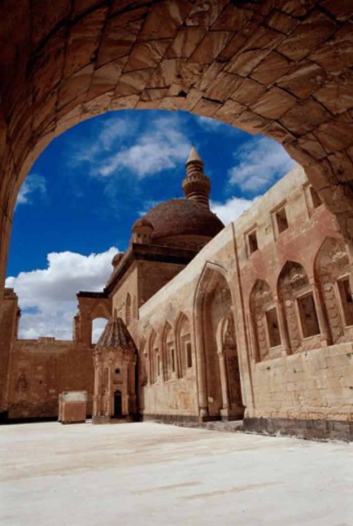 Stock Photo: 105-2734A Ishak Pasha Palace, Dogubeyazit, Turkey