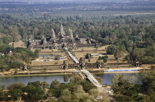 Stock Photo: 105-2835 Angkor Thom