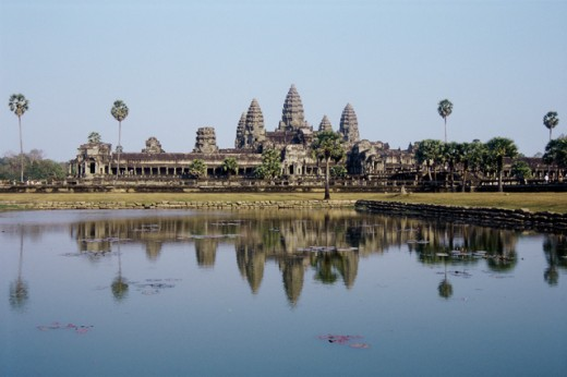 Stock Photo: 105-2854 Angkor Wat