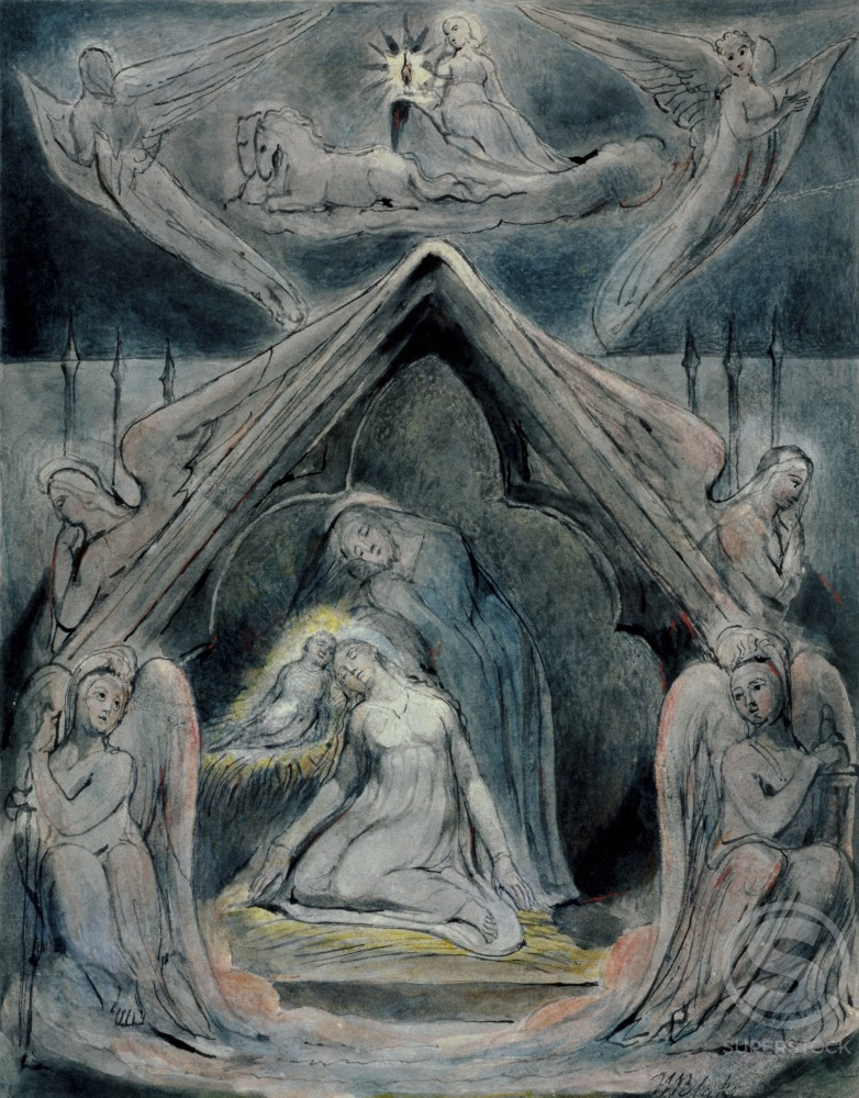 Stock Photo: 1060-336 The Night of Peace 